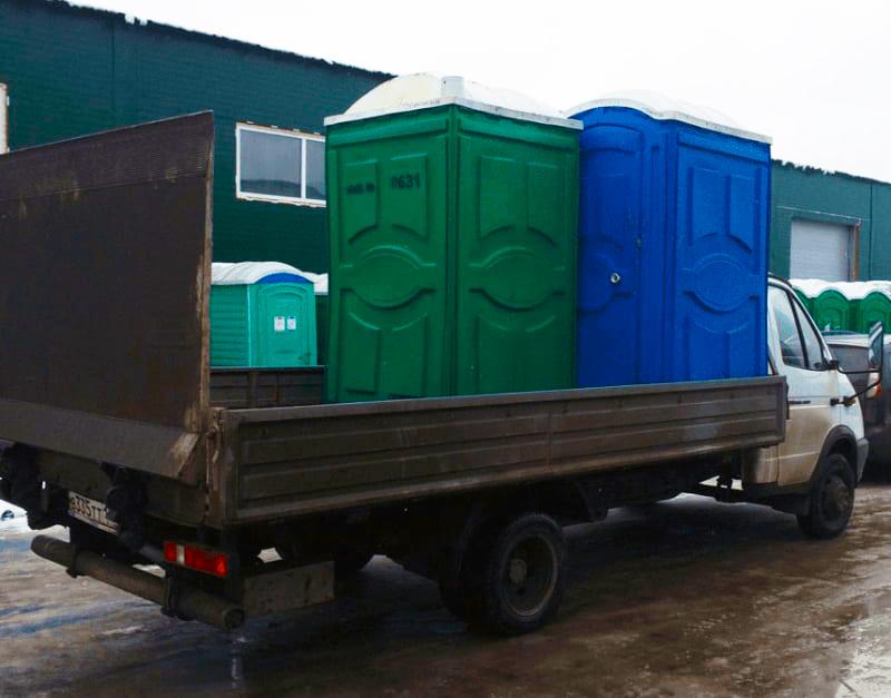 Утепленная туалетная кабина «Зимняя»