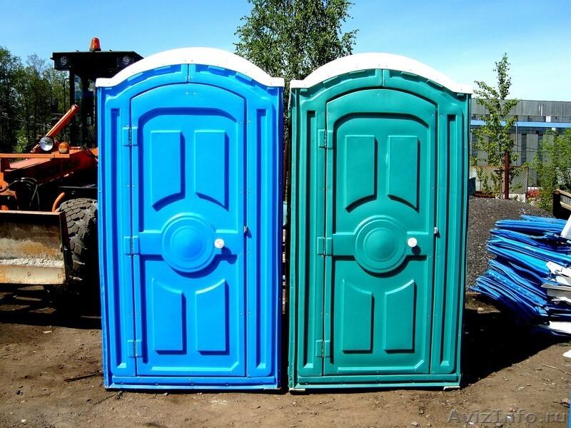 Туалетные кабины для кемпингов