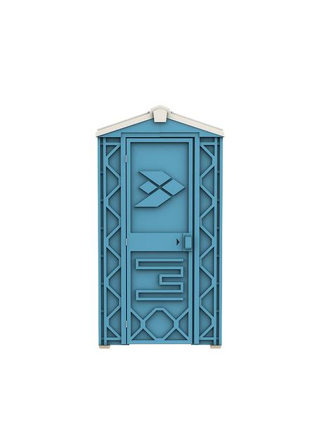 Кабина туалетная «Экостайл»