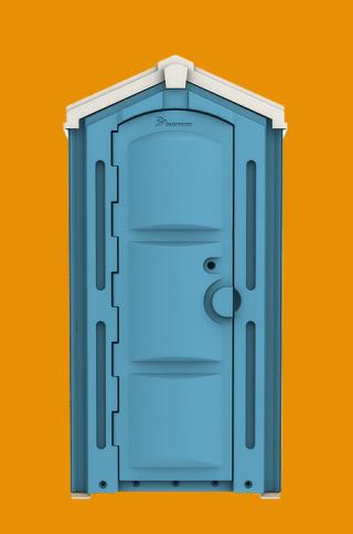 Кабина туалетная «Стандарт EcoGR»